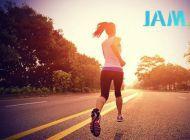 减肚子的重要环节——跑步